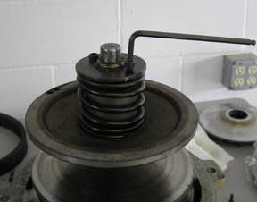 6MM BOLTS TO HOLD SPRING