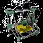 Mendel 3D printer from RepRapPro