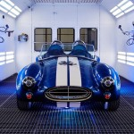 Oak Ridge Nat Labs 3D Shelby Cobra made with 3D Priniting