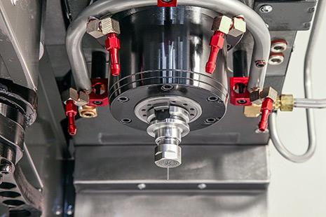 Haas DT1 CNC